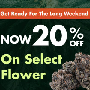 20% Off Flower & Edibles at Budmail