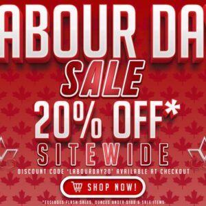 20% Off Site Wide Labour Day Sale at Crystal Cloud 9