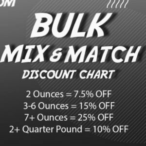 10% OFF 2 + Quarter Pounds at BuyWeedPacks Dispensary.