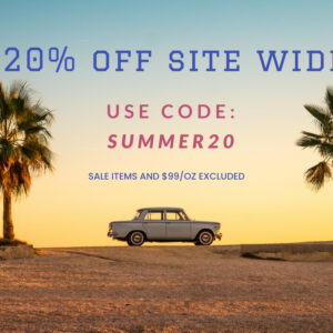 20% OFF Site Wide at Bud Lyft