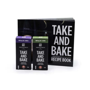 TAKE AND BAKE - 1000mg THC Cannabis Oil For Cooking & Baking | SupHerbs Canada