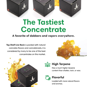 terpine resin concentrate
