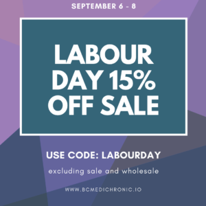 15% Off Labour Day Sale