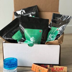 growhouse monthly cannabis subscription boxes